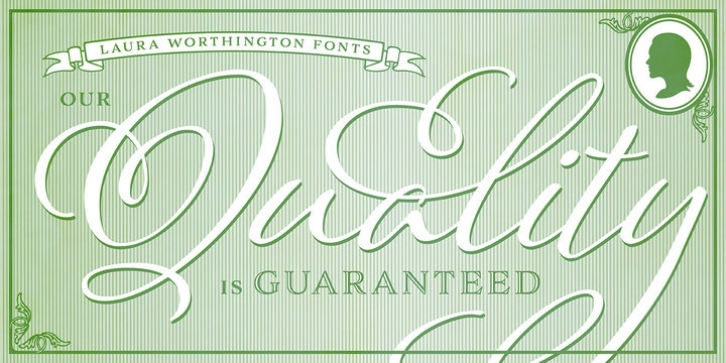 Adorn Smooth FONT Download