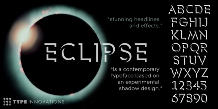 Eclipse font preview