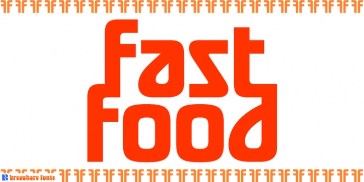 Best Fast Food Fonts