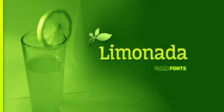 Limonada font preview