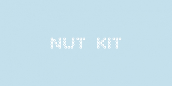 Nut Kit 4F font preview