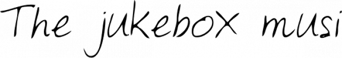 Sheryl's Hand font download