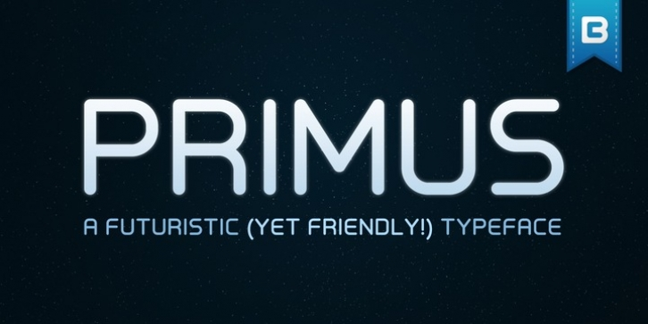 Primus font preview