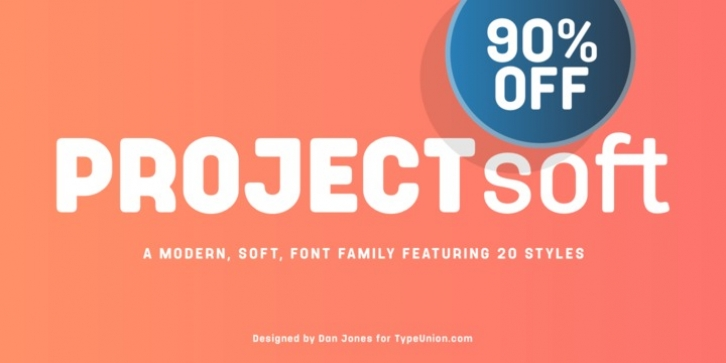 Project Soft font preview