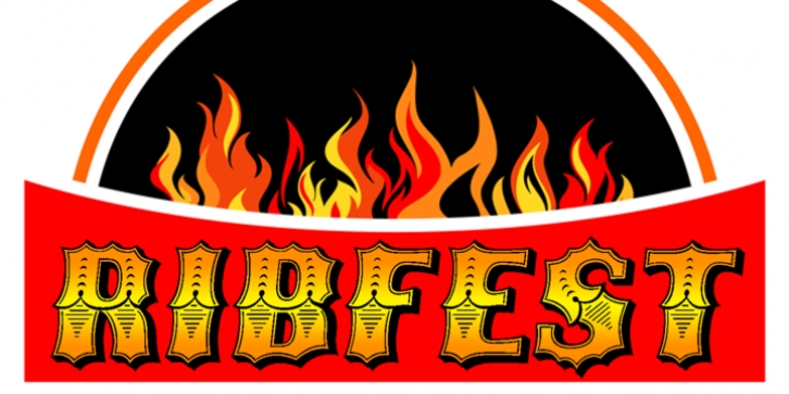 Ribfest font preview