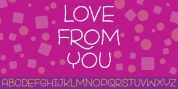 Love From Me font download