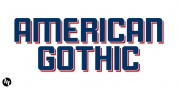 American Gothic font download