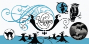 LTC Halloween Ornaments font download