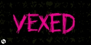 Vexed font download