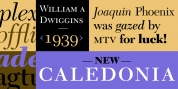 New Caledonia font download