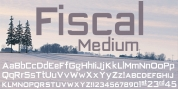 Fiscal font download