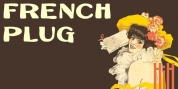 French Plug font download