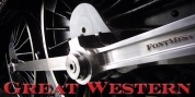 Great Western font download