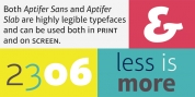 Aptifer Sans font download