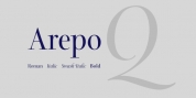 Arepo font download