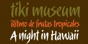 Candombe Pro font download