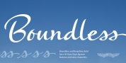 Boundless font download