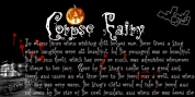 Corpse Fairy font download
