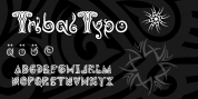 Tribaltypo font download