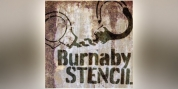 Burnaby Stencil font download