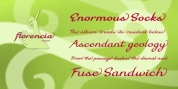Florencia font download