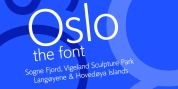 Oslo font download