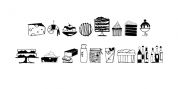 Food Doodles Too font download