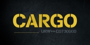 Cargo font download