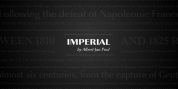 URW Imperial font download