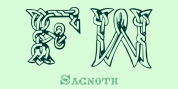 Sacnoth font download