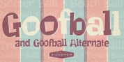 Goofball font download