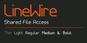 LineWire font download