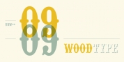 URW Wood Type font download