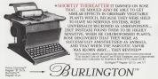 Burlington font download