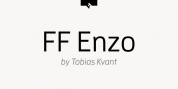 FF Enzo font download