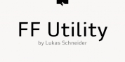 FF Utility font download