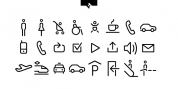 FF Netto Icons font download