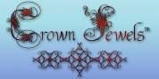 Crown Jewels font download