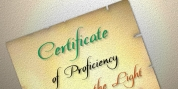 Certificate font download