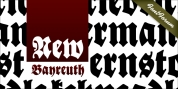 New Bayreuth font download