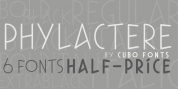 Phylactere font download