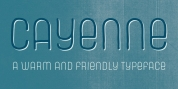 Cayenne font download