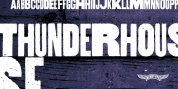Thunderhouse font download