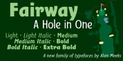 Fairway font download