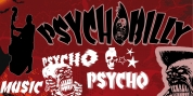 Psychobilly font download