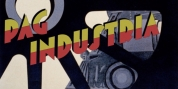 PAG Industria font download