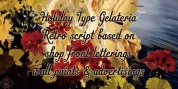 HT Gelateria font download