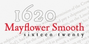 P22 Mayflower Smooth font download