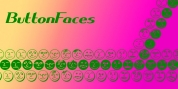 Button Faces font download