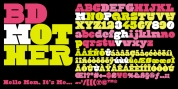 BD Mother font download